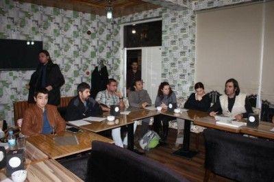 Gaziantep'te Gezi Partisi Kuruluyor...