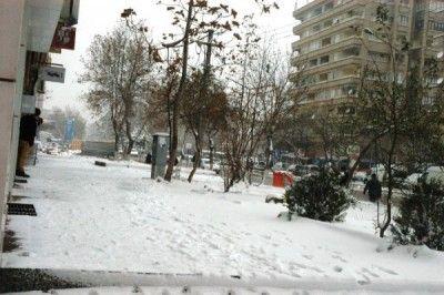 Son Dakika...Gaziantep'te ' Kar Kriz Merkezi ' Kuruldu