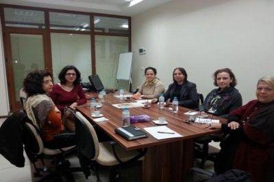 Gaziantep'te 'hak temelli mücadele adımları atabilecek engelli kadınlar aranıyor '