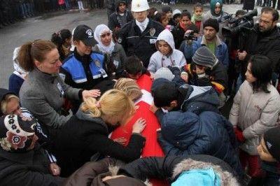 Gözyaşları Ali Polat İçin Aktı...