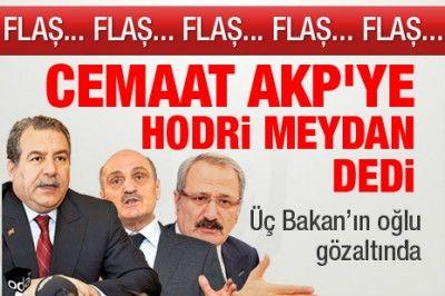 Gaziantep'ten Kim Var. İçişleri Bakanı'nın da oğlu Var deniliyor.İşte Yeni Gelişmeler