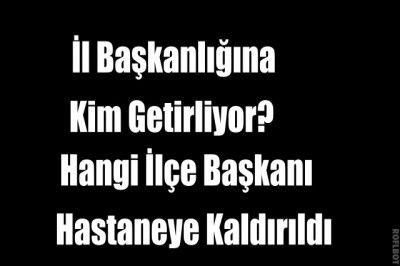 İşte Gaziantep CHP'de Son Durum...