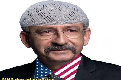 Şamil Tayyar Kılıçdaroğlu'nun Photoshop'unu Yayınladı!
