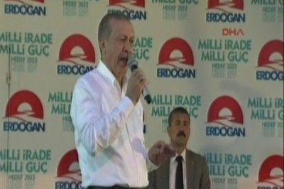 Erdoğan'a ' Gaziantep Konuşması' Nedeniyle Dava Açıldı...