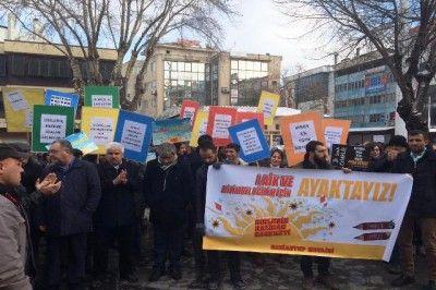 Birleşik Haziran Hareketi  Gaziantep'te Toplandı