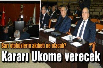 Gaziantep'in ' Sarı ' Otobüsleri Ne Olacak?