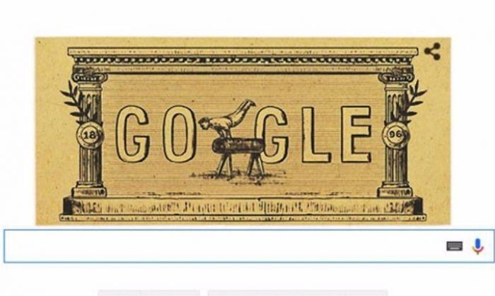 Google'dan Bu kez de Olimpiyat Doodle'ı