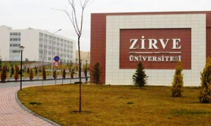 Zirve Üniversitesi Eğitime  ara verdi. Gerekçe FETÖ/PDY Operasyonu Mu?