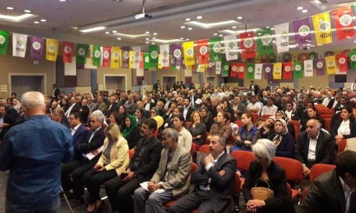 Gaziantep HDP'nin Yeni Yöneticileri belli Oldu