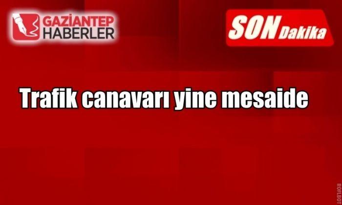 Gaziantep'te Feci Kaza: 2 Ölü