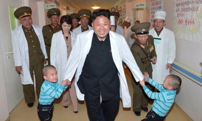 Kuzey Kore'yi hiç böyle bilmezdik! Okuyunuz Lütfen