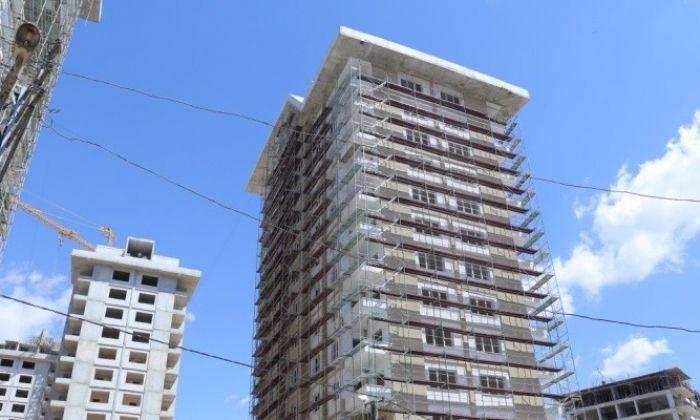 Gaziantep'te Enerjiyi Verimli Kullanan Konutlar Yapılıyor