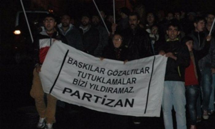 İstanbul'da Partizan üyelerine ve Özgür Gelecek çalışanlarına operasyon