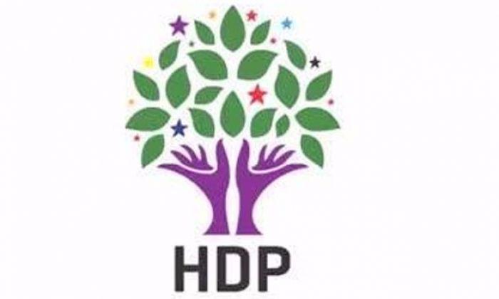 HDP TERKETTİ