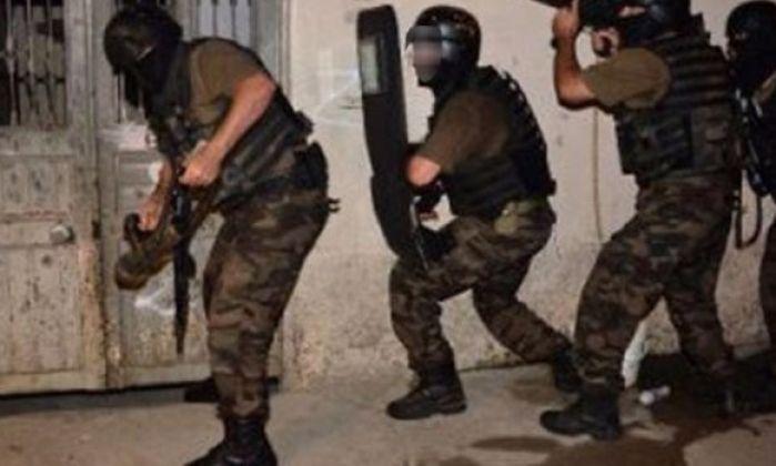 Gaziantep'te 250 Polisle Operasyon. Gözaltılar Var