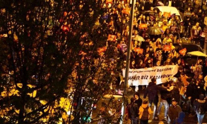 Türkiye ayakta ; #HileliSonucaHayır diyenler sokakta (İl il eylemler)