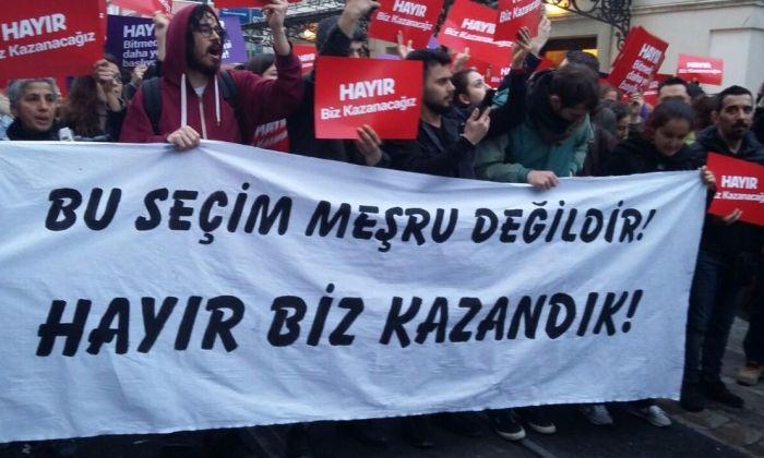 """Gaziantep'te Bu Akşam """" Hayır Biz Kazandık"""" Eylemi Gerçekleştirilecek"""