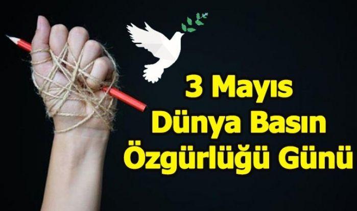 Bugün Dünya Basın Özgürlüğü Günü: Gazetecilik teslim olmayacak!