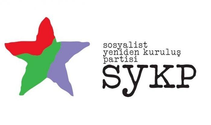 Bir TAM KANUNSUZLUK başvurusu da SYKP  Eş Başkanı Cavit Uğur'dan