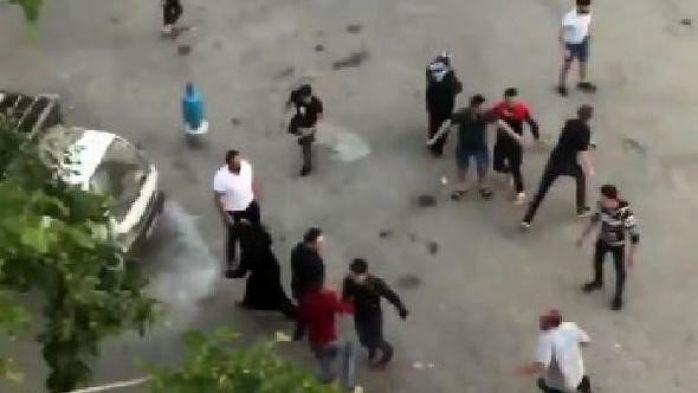 Gaziantep Ortalık Savaş Alanına Döndü: 3 Yaralı Var