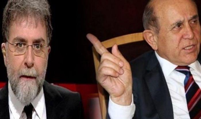 Burhan Kuzu'dan Ahmet Hakan'a tebrik...