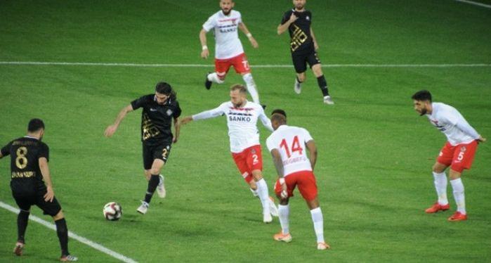 Gaziantep 9-8 Penaltılarla FİNALDEEE