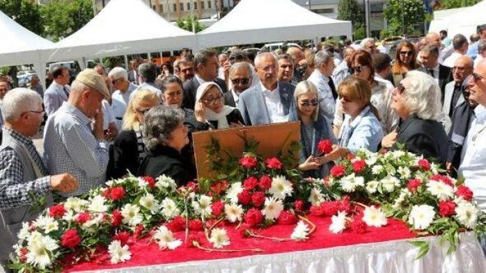 Esat Kaya Turgay İçin Tören Düzenlendi