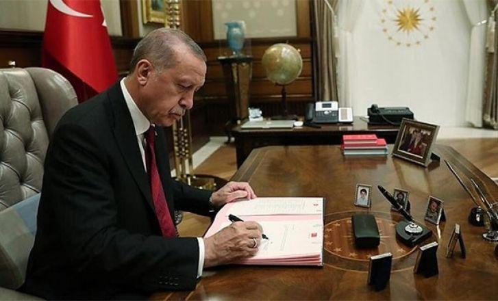 Erdoğan'dan gece operasyonu... 41 valiyi değiştirdi