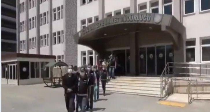 Gaziantep'te Sahte Dolar Operasyonu: 10 Kişi Gözaltında