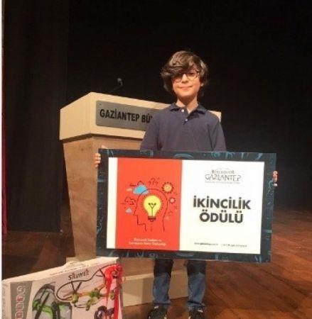 SANKO'dan Çınar Aydoğdu, Türkiye İkincisi...