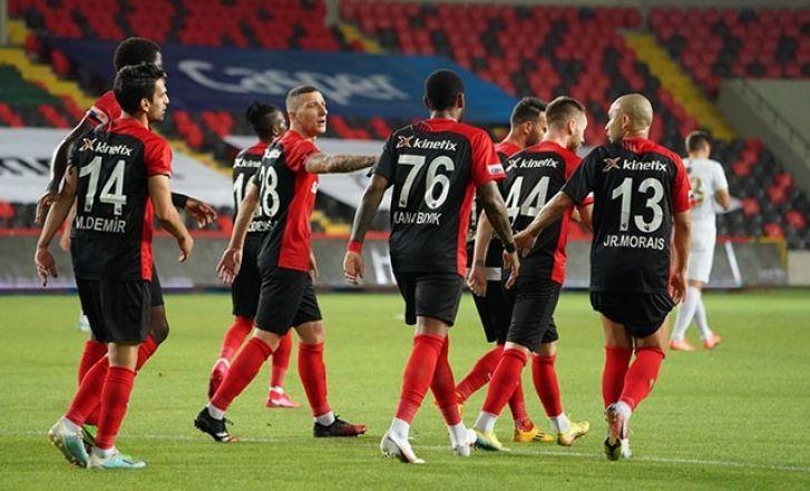 Maç Sonu...Gaziantep FK : 1 Ankaragücü: 1