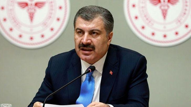 Bakan Koca, Gaziantep Hariç  Büyükşehirleri açıkladı