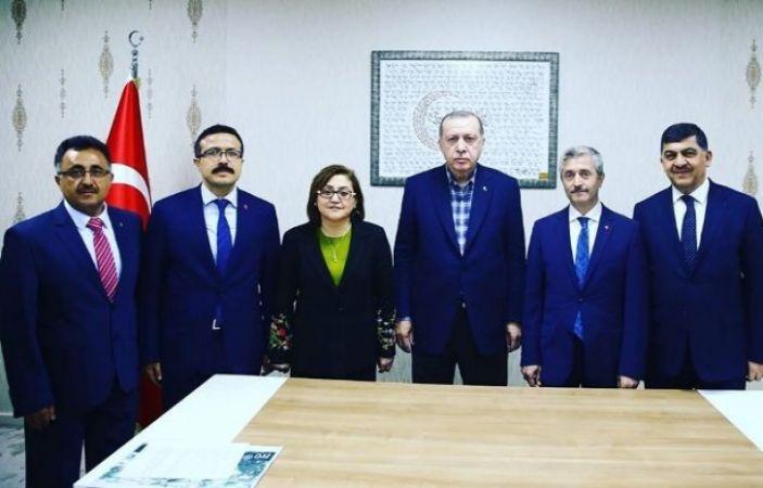 AKP Gaziantep/ Şehitkamil İlçe Başkanı Koronaya Yakalandı