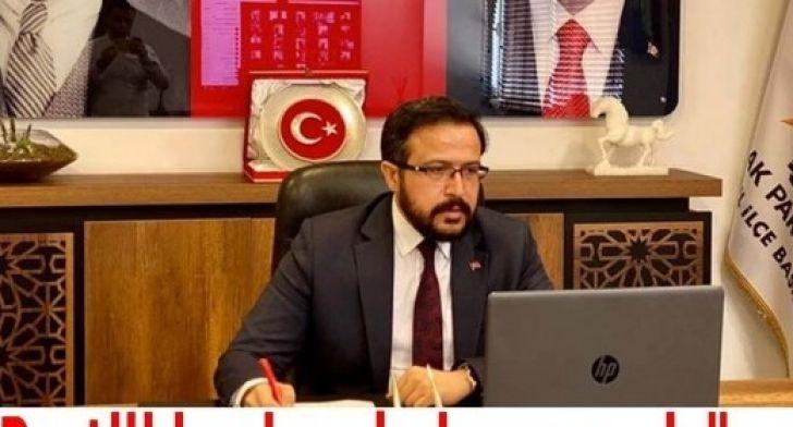 Koronaya Yakalanan AKP İlçe Başkanından İlk Açıklama