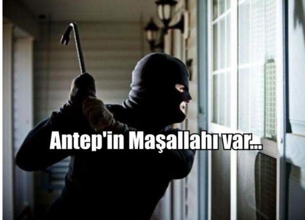 Gaziantep, Türkiye'de  Hırsızlıkta kaçıncı Sırada ?