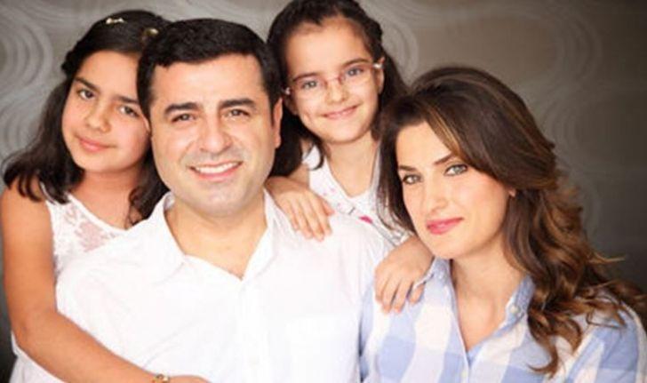 Demirtaş'ın kızlarıyla görüşmesine izin verilmedi