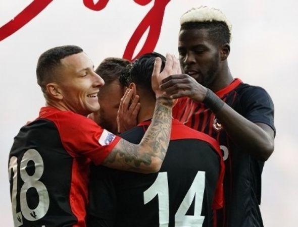 Gaziantep FK  Galibiyeti Son Dakikada Kaçırdı: 2-2