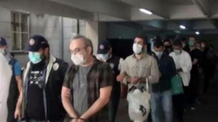 """""""İsimsizler Hareketi"""" soruşturmasında 3 kişi tutuklandı"""