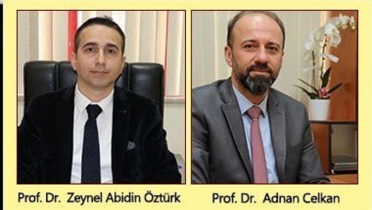 Gaziantep Tıp Fakültesi Hastanesi'ne iki yeni atama