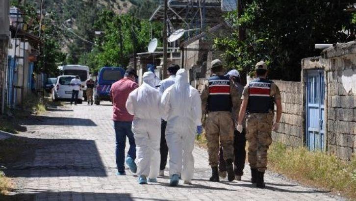 Gaziantep'in O İlçesinde 2 Bin Kişi Karantinaya Alındı