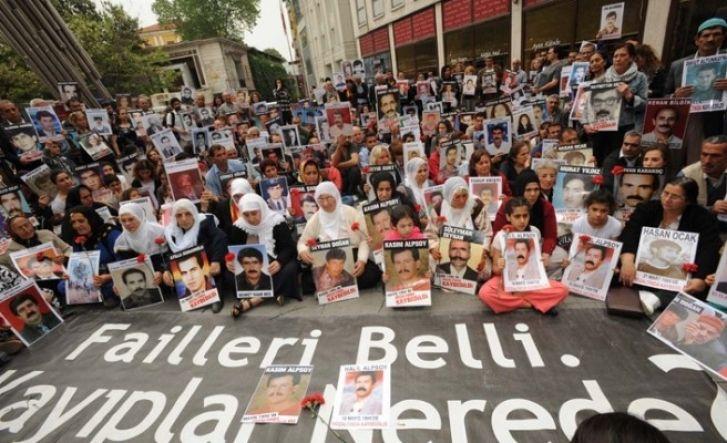 'Yargı reformu' tam gaz: Cumartesi Anneleri'ne üç yıla kadar hapis istemi