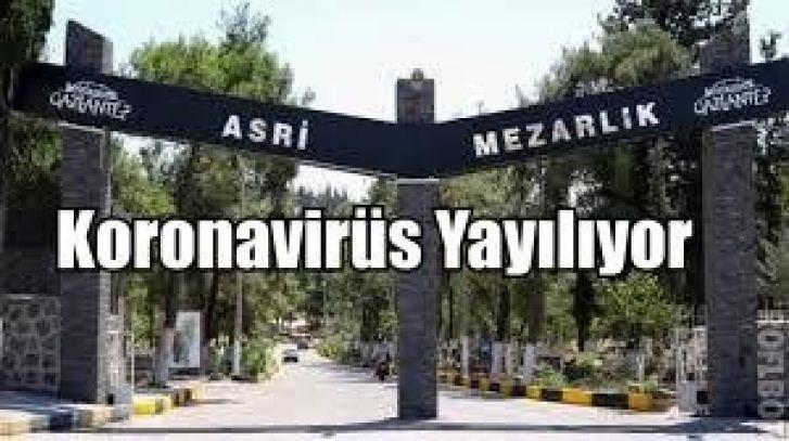 Gaziantep'te Cenaze Katılıma Sınır Getirildi