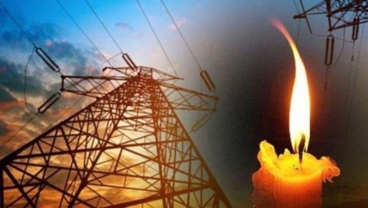 Dikkat ! Bugün Şahinbey ve Şehitkamil'de Uzun Süreli Elektrik Kesintisi Var