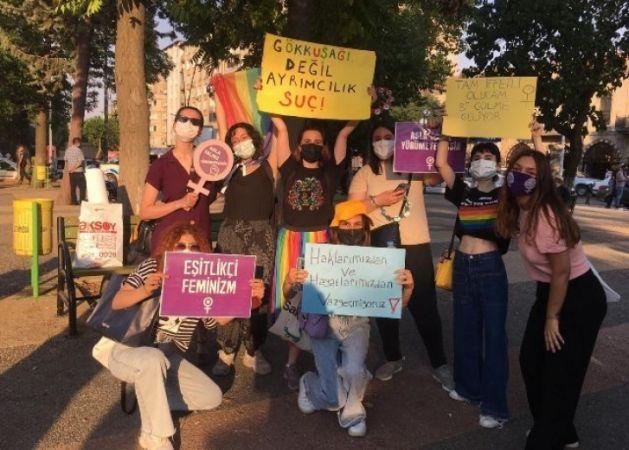 Gaziantep'te Kadınlar : Sözleşme bizim, meydanlar bizim