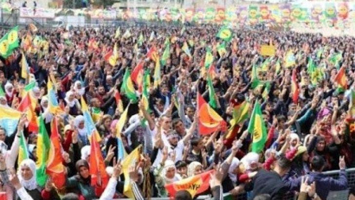 HDP Meydanlara Çıkıyor.  Eş Başkan Gaziantep'e Geliyor