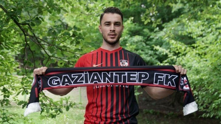 Gaziantep FK'ye Yeni Transfer