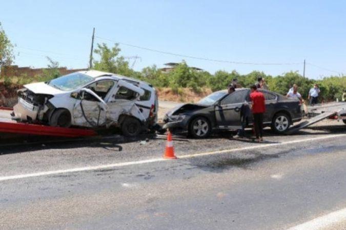 Gaziantep'te Feci Kaza : 7 Yaralı Var