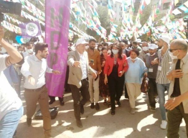 Pervin Buldan Gaziantep'te Açıkladı : Kürtlerin oyu çantada keklik değil