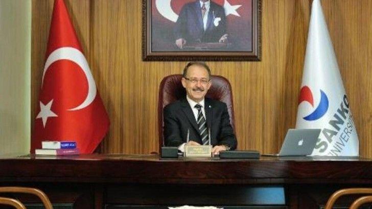 REKTÖR PROF. DR. GÜNER DAĞLI'DAN BAYRAM MESAJI