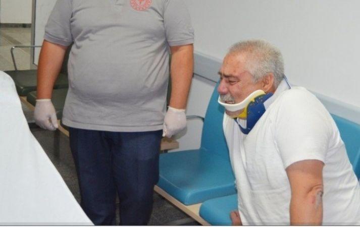 """Gaziantep'e Geliyordu Eşini Kazada Kaybedince """" Vay bahtı karalım, keşke gelmez olaydım""""dedi"""